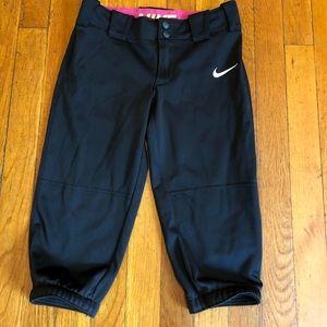 Nike Girls softball pants